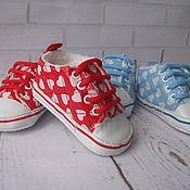 Куклы и игрушки ручной работы. Ярмарка Мастеров - ручная работа Обувь для игрушек кукол большеножек реборнов. Handmade.