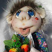 Куклы и игрушки ручной работы. Ярмарка Мастеров - ручная работа Домовята,веселые ребята. Handmade.