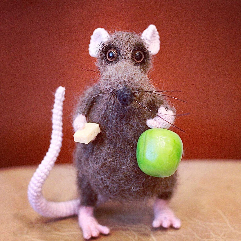 крыса игрушка картинка приготовление