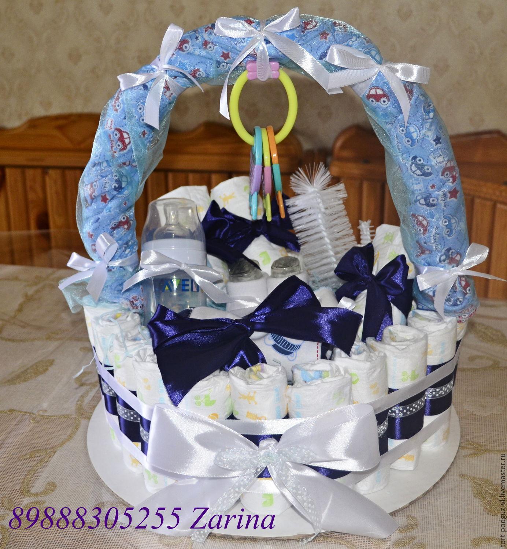 Подарок пошагово для новорожденных 610