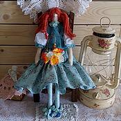 Куклы и игрушки ручной работы. Ярмарка Мастеров - ручная работа Рыжий ангел. Handmade.