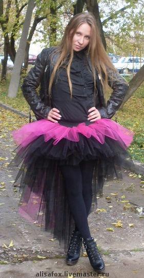 Черная юбка из фатина со шлейфом\\r\\nкупить онлайн\\r\\n\\r\\nпочтовая и курьерская доставка\\r