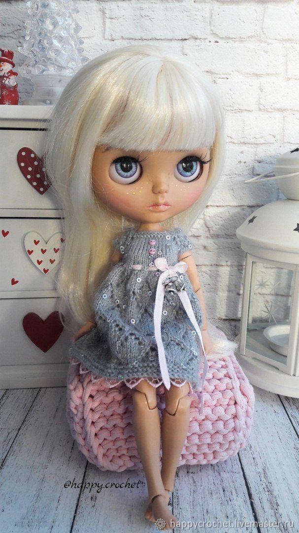 Платье для куколки Блайз, Одежда для кукол, Барнаул,  Фото №1