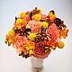 Свадебные цветы ручной работы. Заказать Букет невесты. Юлия Литус. Ярмарка Мастеров. Свадебный букет, цветы ручной работы