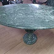 Для дома и интерьера ручной работы. Ярмарка Мастеров - ручная работа Стол каменный. Handmade.