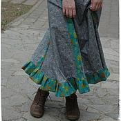 """Одежда ручной работы. Ярмарка Мастеров - ручная работа Юбка """"Танцуй!"""". Handmade."""