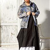 Одежда ручной работы. Ярмарка Мастеров - ручная работа Валяная куртка. Handmade.