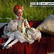 Куклы и игрушки ручной работы. Ярмарка Мастеров - ручная работа Джейн. Jane.. Handmade.
