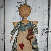 Куклы и игрушки ручной работы. Ярмарка Мастеров - ручная работа Чердачная кукла. Handmade.