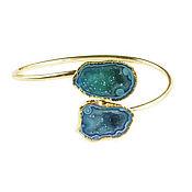 Украшения handmade. Livemaster - original item Quartz Bracelet, Natural Quartz bracelet, Gift bracelet. Handmade.