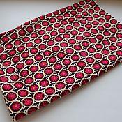 Материалы для творчества handmade. Livemaster - original item Fabric with a rustic motif. Handmade.