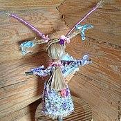 Русский стиль ручной работы. Ярмарка Мастеров - ручная работа Кукла Коза. Handmade.