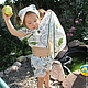 Apron,hat,pants. Child pants. 'Nezhnyj vozrast'. My Livemaster. Фото №4