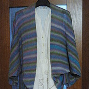Одежда ручной работы. Ярмарка Мастеров - ручная работа Кофта из ангоры. Handmade.