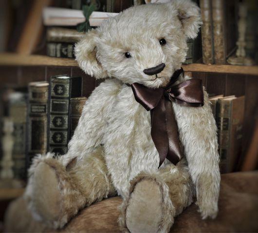 Мишки Тедди ручной работы. Ярмарка Мастеров - ручная работа. Купить Классический мишка тедди 50 см. Handmade. Мишка
