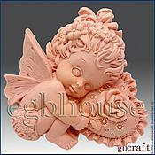 Материалы для творчества handmade. Livemaster - original item Silicone molds for soap Little love (boy/girl). Handmade.