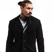 Одежда handmade. Livemaster - original item Men`s Jersey jacket. Handmade.