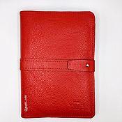 Канцелярские товары handmade. Livemaster - original item Diary in leather cover. Handmade.