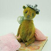 Куклы и игрушки handmade. Livemaster - original item Teddy Bear. Bear. Bear toy.. Handmade.