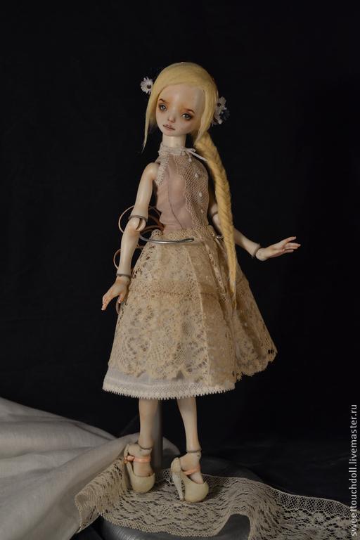 Коллекционные куклы ручной работы. Ярмарка Мастеров - ручная работа. Купить Камилла. Handmade. Разноцветный, фарфор