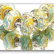 Украшения ручной работы. Ярмарка Мастеров - ручная работа Шармы в стиле Пандора. Handmade.