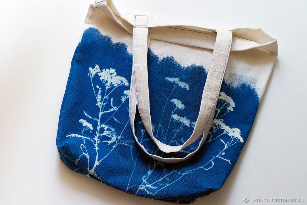 Холщовая сумка с принтом, Чехол, Пенза,  Фото №1