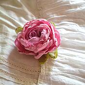 Украшения handmade. Livemaster - original item rose brooch. Handmade.