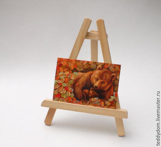 Другие виды рукоделия ручной работы. Ярмарка Мастеров - ручная работа. Купить Мольберт малый. Handmade. Бежевый, деревянный аксессуар