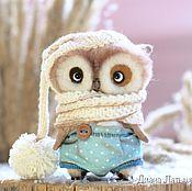 Куклы и игрушки handmade. Livemaster - original item Owlet Prosha. Handmade.