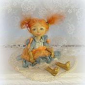 Куклы и игрушки ручной работы. Ярмарка Мастеров - ручная работа С первым днём весны! Куколка ПТИЧКА РАЙСКАЯ. Handmade.