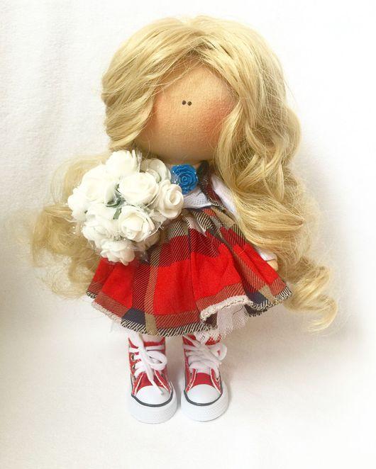 Коллекционные куклы ручной работы. Ярмарка Мастеров - ручная работа. Купить Интерьерная кукла. Handmade. Интерьер, интерьерная кукла