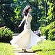 Одежда и аксессуары ручной работы. Заказать свадебное или вечернее платье. Виктория Смолякова. Ярмарка Мастеров. Вечернее платье, люрекс