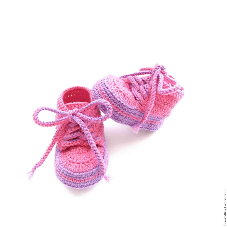 botines zapatos de ganchillo zapatos botines para niñas regalo de ...