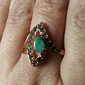 Кольца ручной работы. Ярмарка Мастеров - ручная работа Серебряное кольцо всегда на виду. Handmade.