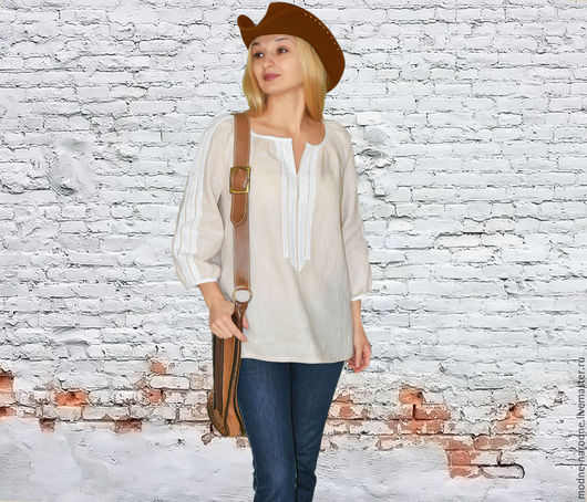 Женская блузка бохо Блузка кружевная Льняная блуза с кружевом Блузки Блузка большого размера Туника летняя Большой размер Белое кружево Блузка батист Блуза льняная Дизайнерская одежда Блуза бохо Блузы