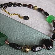 Chokers handmade. Livemaster - original item Amber necklace-choker