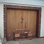 Для дома и интерьера ручной работы. Ярмарка Мастеров - ручная работа Ниша в стене с резьбой. Handmade.