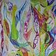 Абстракция ручной работы. Заказать Живая музыка Чайковского. Наталия (nataliyamazanik). Ярмарка Мастеров. Подарок на любой случай, подарок женщине