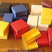 Сувениры и подарки handmade. Livemaster - original item Gift box No. №3. Handmade.