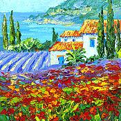 Картины и панно handmade. Livemaster - original item Painting Provence