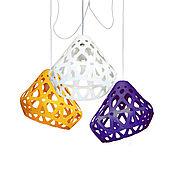 Для дома и интерьера handmade. Livemaster - original item Three-color chandelier ZAHA LIGHT 29. Handmade.