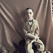 Куклы и игрушки ручной работы. Ярмарка Мастеров - ручная работа Авторская кукла Антуан. Handmade.