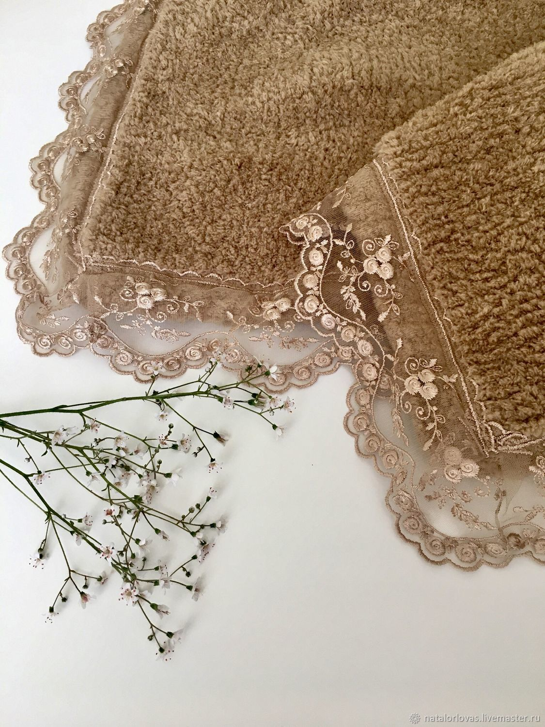 Carpet with lace Chic, Interior elements, St. Petersburg,  Фото №1