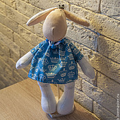Куклы и игрушки ручной работы. Ярмарка Мастеров - ручная работа Овечка Сьюзерен. Handmade.