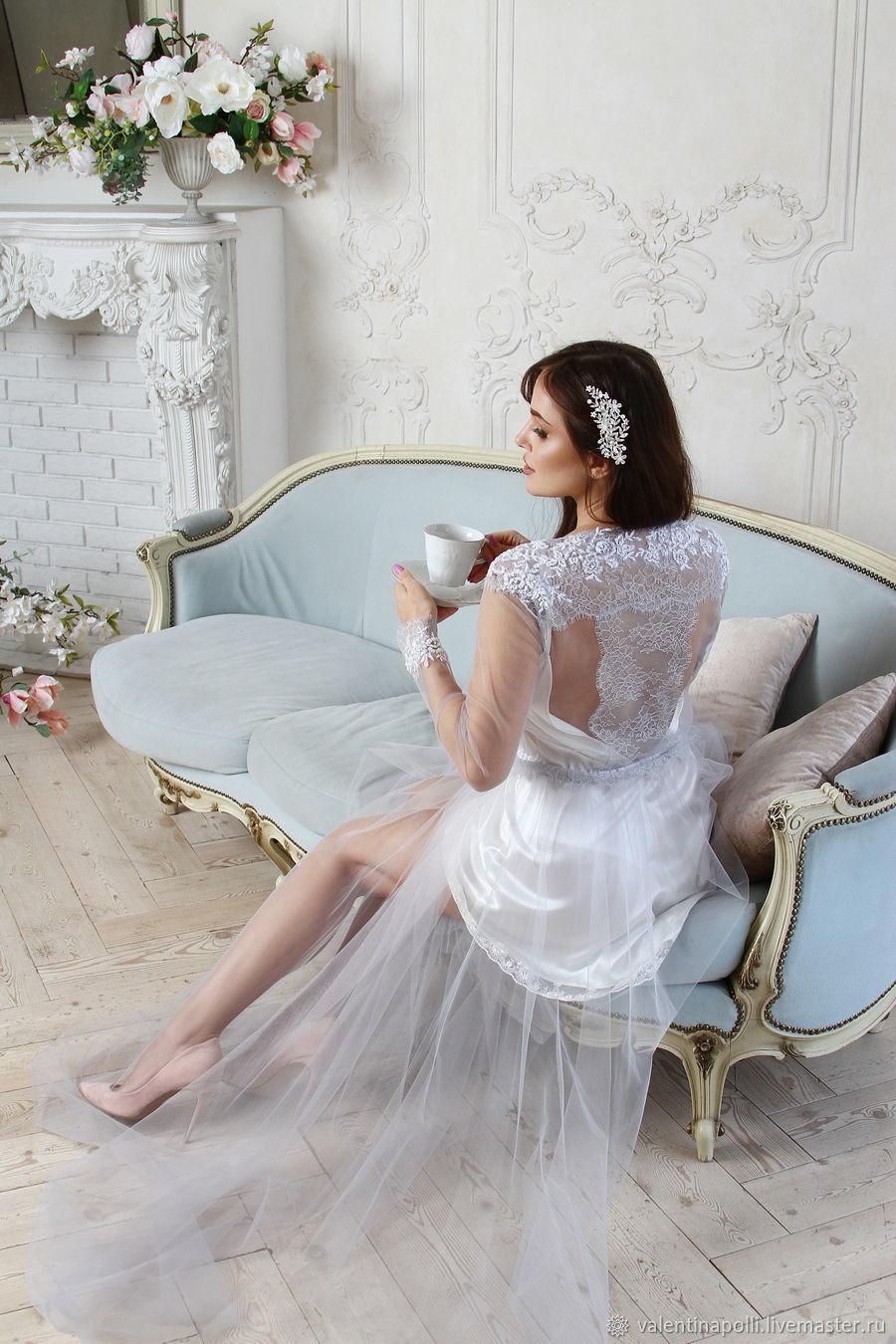 """Будуарное платье """"Marengo"""", Платья, Москва,  Фото №1"""