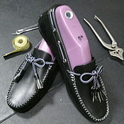 Обувь ручной работы. Ярмарка Мастеров - ручная работа мокасины .. Handmade.
