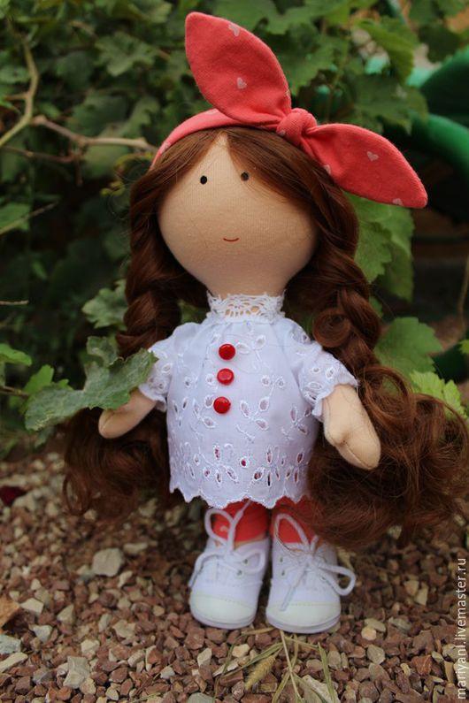 Куклы тыквоголовки ручной работы. Ярмарка Мастеров - ручная работа. Купить интерьерные куклы. Handmade. Комбинированный, тыквоголовка