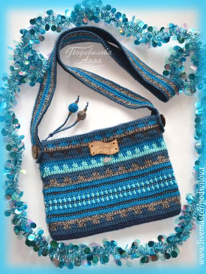 Женские сумки ручной работы. Ярмарка Мастеров - ручная работа Сумка для осенне-зимнего сезона