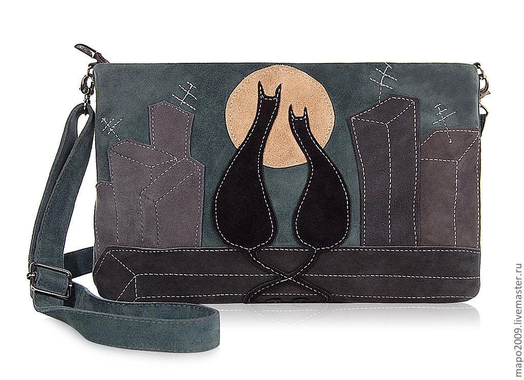 Женские сумки ручной работы. Ярмарка Мастеров - ручная работа. Купить Сумка
