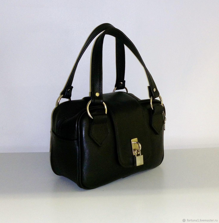 Leather bag 56, Classic Bag, St. Petersburg,  Фото №1
